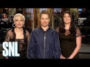 Watch Sam Rockwell and Halsey Team Up for SNL Promo