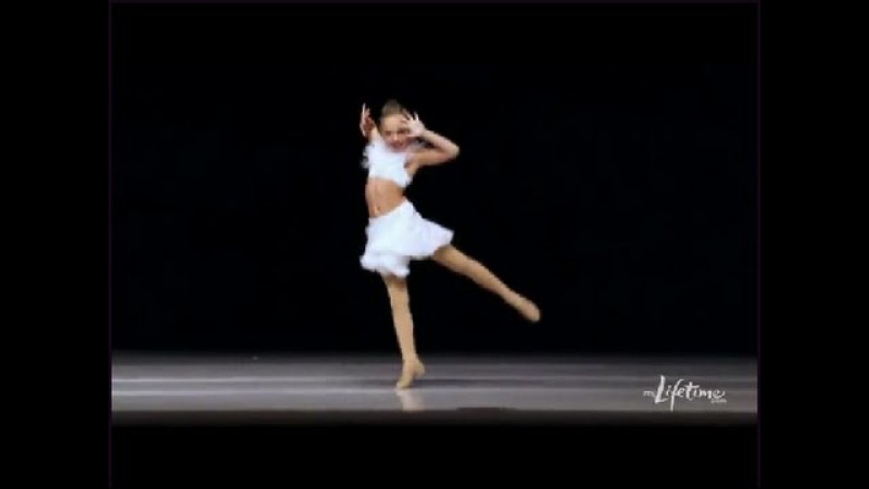 Maddie Ziegler Star of the Show Solo