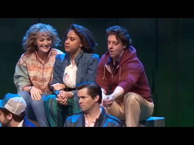 Falsettos but it's only marvin being obnoxious