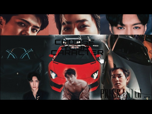 《 EXO AU 》need for speed  sehunsuholay fmv