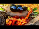 Primitive Technology Awesome Cooking Grilled Snail Using Mud With Natural Cooking
