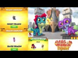 Attack the Tower + Got it Skater Dragon + Knight Dragon gameplay , Dragon Mania Legends -part 568