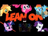 Major Lazer - Lean On (feat. My Little Pony)