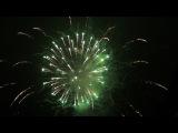 Первое видео с новогоднего фейерверка в Урюпинске 2018!
