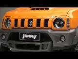 2018 Suzuki Jimny Test Drive - Offroad