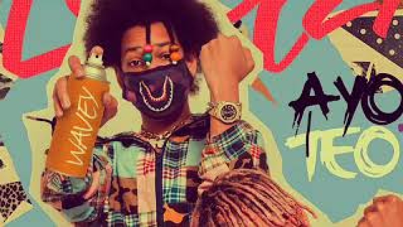 "Ayo and Teo Fallen Angles snippet""(EXTENDED)"