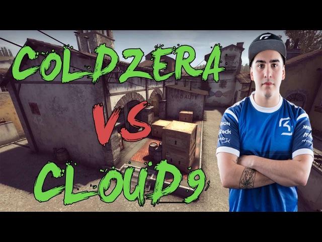 CSGO: POV SK coldzera vs Cloud9 (30/16) inferno @ cs_summit Spring 2017