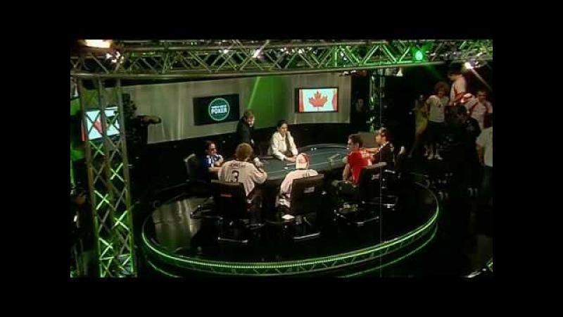 II World Cup of Poker 2008 - Part 6 cardplayertube.com