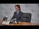 Брифинг Любенко руководителя Центра по связи с общественностью МГБ ЛНР о попытке диверсионного акта.