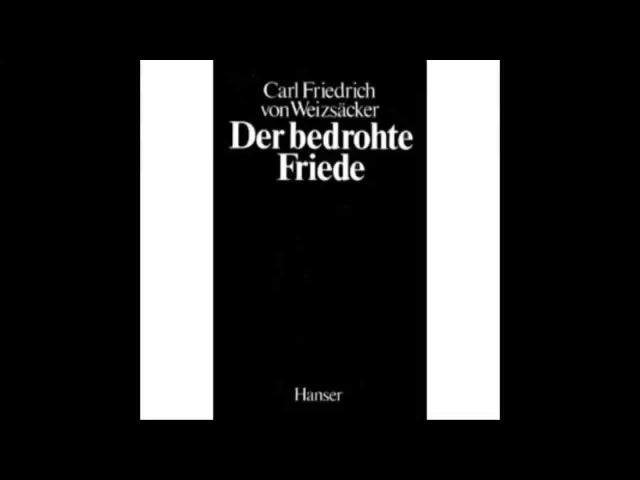 Carl Friedrich von Weizsäcker Eine unglaublich genaue Analyse aus dem Jahre 1983