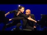 Jeanne Cherhal et Bachar Mar-Khalif