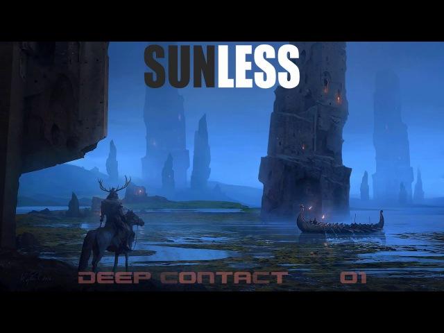 Nu Disco Deep House mix 🎧 Sunless A-Mase - Deep Contact 01