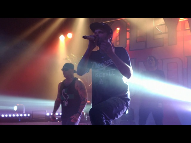 Day Of The Dead - Hollywood Undead, The Rave/Eagles Club, Milwaukee WI, 11-14-17