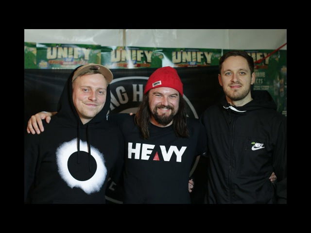 HEAVY TV Interviews ARCHITECTS @ UNIFY 2018
