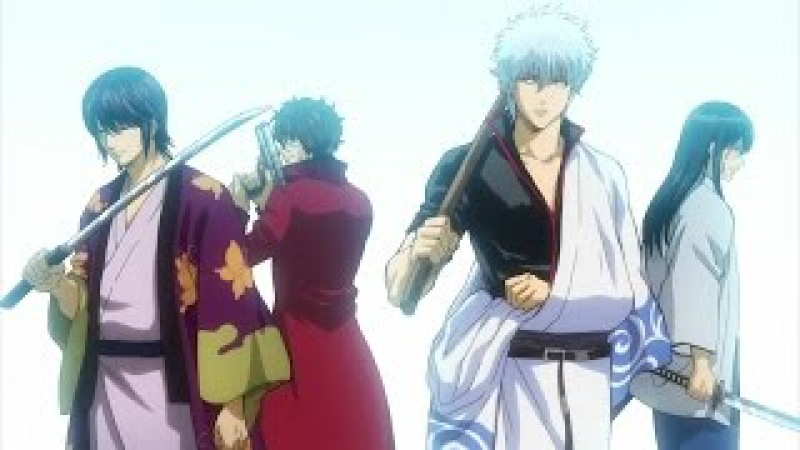 Gintama【AMV】2017  銀魂  【Rakuyou Arc】【MAD】【SPYAIR】【THIS IS HOW WE ROCK】