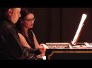 И.С. Бах. Токката для клавесина D-dur.