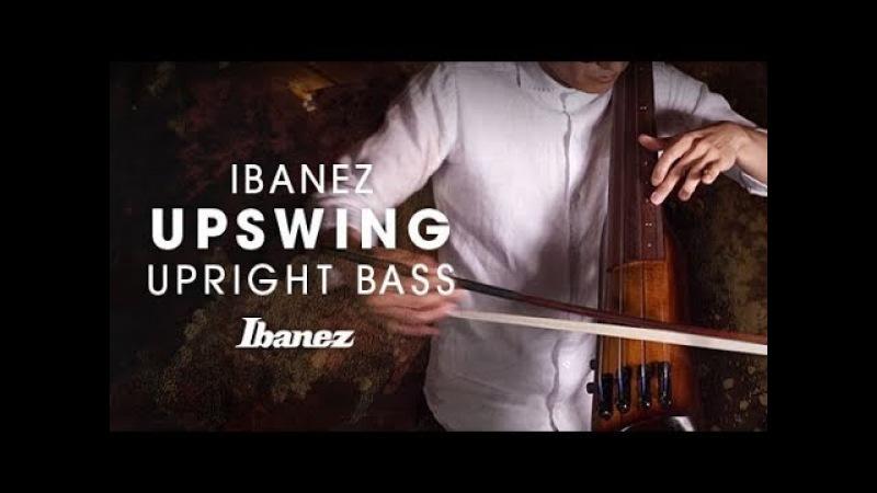 Ibanez Upswing UB804 Upright Bass featuring Keisuke Torigoe