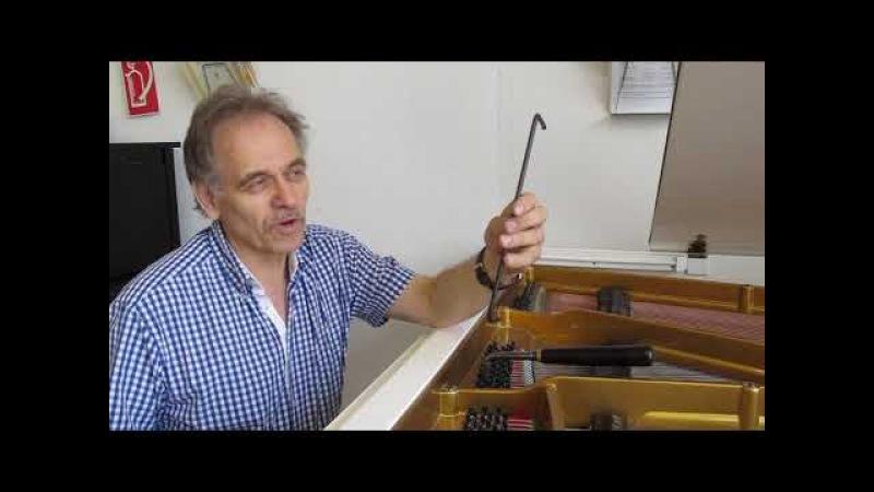 Темперация Фортепиано - основа настройки Пианино и Рояля Часть 4