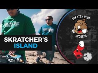 Dj Idea X Kodac Visualz  Present - Skratcher's Island - Portablist Scratch Video