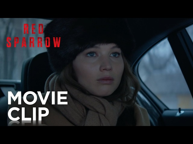 Red Sparrow | Hold Something Back Clip | 20th Century FOX
