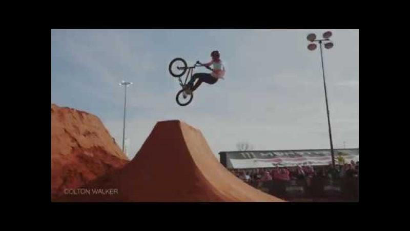 2018 Toyota BMX Triple Challenge - Arlington, TX