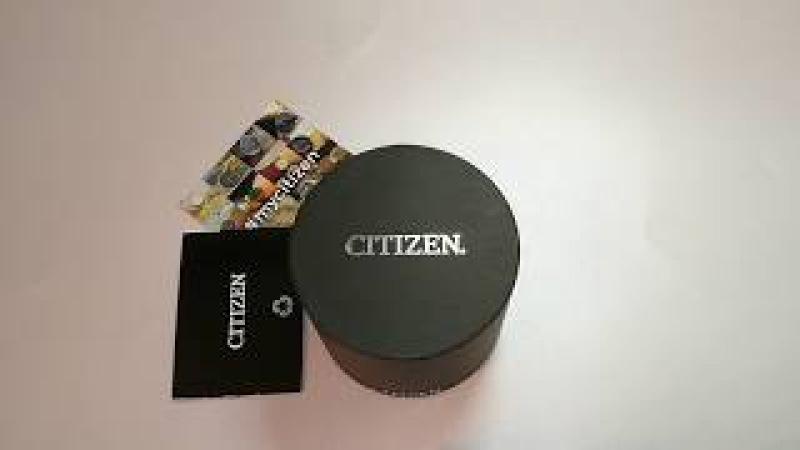 Обзор часов Citizen AU1040 08E
