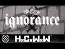 WORDS OF REVOLT IGNORANCE HARDCORE WORLDWIDE OFFICIAL HD VERSION HCWW