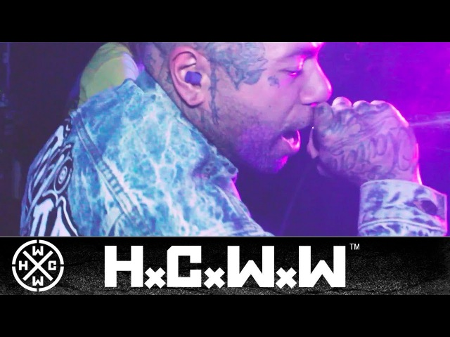 DROWNING - WORLD OF SNAKES FT. SAMOAN ROB - HARDCORE WORLDWIDE (OFFICIAL HD VERSION HCWW)