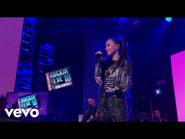 Hailee Steinfeld - Most Girls (Live From Dick Clark's New Year's Rockin Eve 2018)
