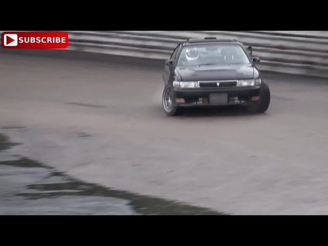  RUN THE WALL TOYOTA CHASER 1.5JZ JZX90