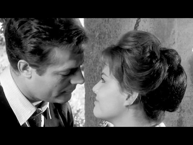 How to Knock a Kiss 22 (Claudia Cardinale and Marcello Mastroianni)