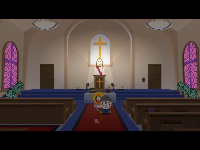 Нашли Иисуса! South Park: The Stick of Truth (№4)