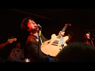 The Coverups (Green Day) - Suffragette City (David Bowie cover) – Live in San Francisco
