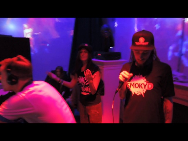 Lowriderz MC Smoky Dogg - Time Of Night Birthday Bash! St-Petersburg 17.02.18