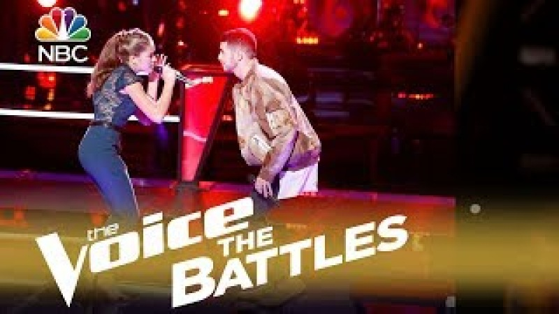 The Voice 2018 Battle - Brynn vs. Dylan: Taylor Swift's