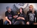 Beast In Black Interview @ Helsinki, Finland 10.2.2018