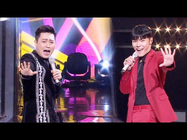 박현빈·휘성, 흥 넘치는 두 오빠의 '명절 선물 세트' 《Fantastic Duo 2》 판타스틱 듀오 2 EP27