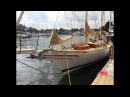 1979 Cherubini Custom Ketch 44 for sale Annapolis Maryland White Hawk