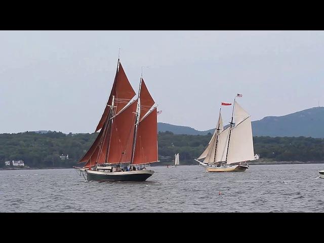 The Graet Schooner Race of 2017