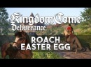 Kingdom Come: Deliverance - Roach(Плотва) Easter Egg (The Witcher 3) Пасхалка!