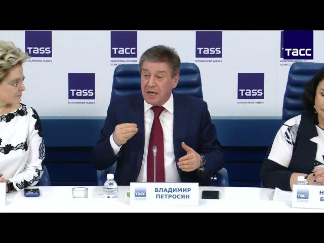 22 02 2018 12 00 ''Активное долголетие'' реализация пилотного проекта правительства Москвы