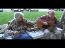 2013-10-24 Vivian and Phil Williams share some old time fiddle tunes