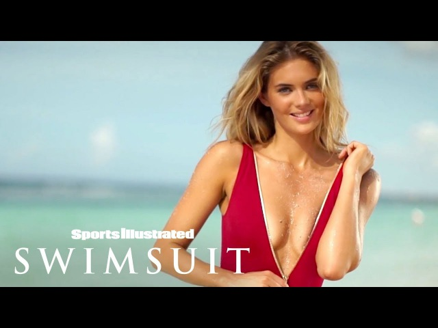 Megan Williams Unzips Gets Wet For Model Search Shoot Uncovered Sports Illustrated Swimsuit