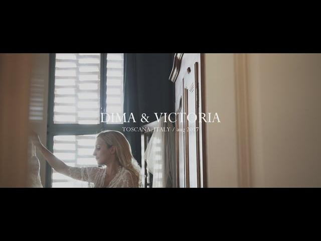 Dima Victoria - Tuscany Wedding