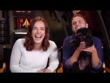 Marvels AGENTS OF SHIELD Cast &amp Crew Celebrates 50 Episodes (2015) Clark Gregg Chloe Bennet ABC HD