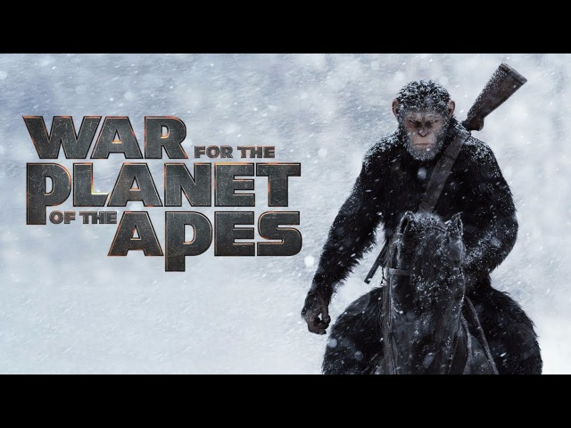 Планета обезьян: Война 2017 - OST Soundtrack ( War for the Planet of the Apes )