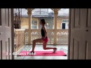 MOVE MONTH DAY 5 ISOMETRIC LUNGES