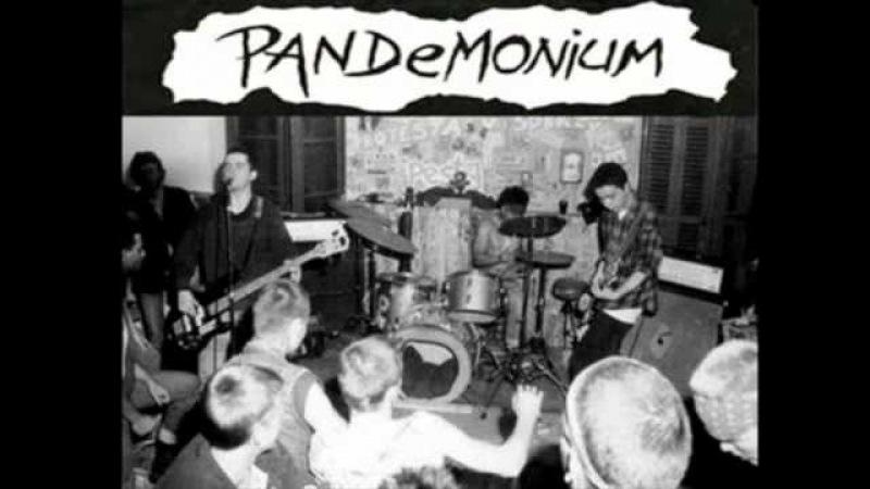 Pandemonium - Wir Fahren Gegen Dreck (LP 1984)