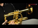 James Morrison talking about the new Schagerl B-Trumpet Model RAVEN