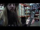 SUICIDE SILENCE - Mark Dan's ESP LTD signature models (OFFICIAL BEHIND THE SCENES)
